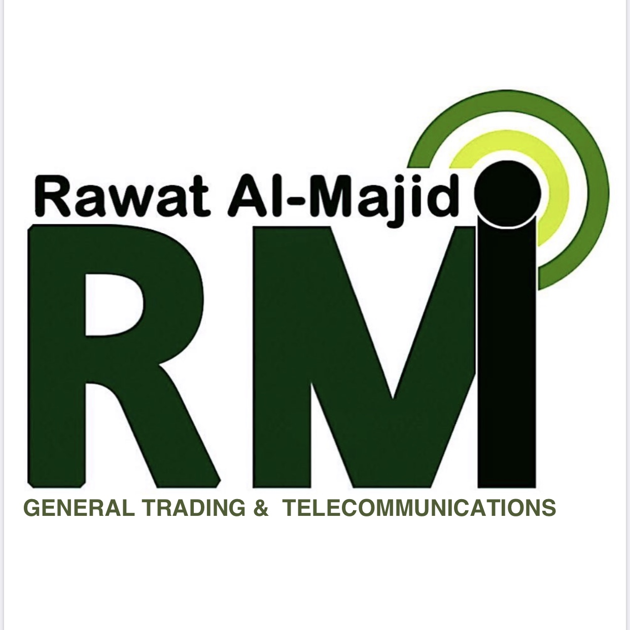 for ganeral trading &communications